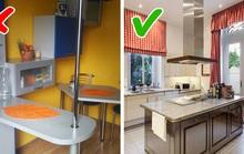7 thiết kế nội thất vô dụng trong gia đình