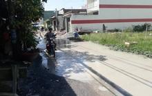 Clip: Con đường chi chít  ổ voi khiến người dân Sài Gòn ám ảnh