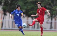 Tuyển nữ Việt Nam quyết thắng đậm Indonesia