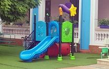 Bé trai 3 tuổi tử vong vì mắc kẹt khi chơi cầu trượt trong trường