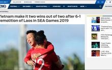 Liên tiếp thắng đậm, U22 Việt Nam được báo chí châu Á nhận định là ứng cử viên vô địch