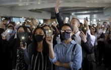 Phớt lờ Trung Quốc, ông Trump giáng đòn mạnh về vấn đề Hồng Kông