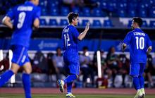 Đè bẹp Brunei 7-0, nhà vô địch Thái Lan trở lại đường đua