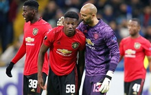 Lingard trở lại, Man United đại bại ở Europa League