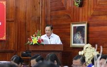 Ông Nguyễn Văn Trăm thôi làm Chủ tịch UBND tỉnh Bình Phước