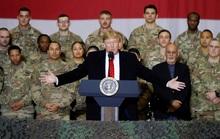 Ông Trump đến Afghanistan, có động thái bất ngờ về Taliban
