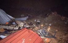 Đà Lạt: Taluy sập đổ vào nhà khiến cha chết, con trai bị thương