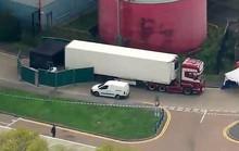 Mê hồn trận tử thần trong vụ 39 thi thể trong container