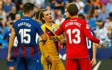 Levante tạo địa chấn, Barcelona may mắn không mất ngôi La Liga
