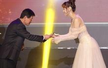 Minh Hằng nhận giải Mai Vàng của Hàn Quốc
