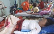 Giận chồng, vợ mang thai 37 tuần đổ xăng lên người, châm lửa đốt
