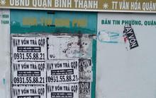 Bảng tin khu phố thành nơi quảng cáo cho vay