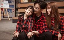 Hậu sóng gió, Thu Thủy khoe bộ ảnh gia đình hạnh phúc