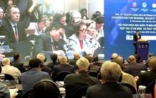 Hơn 300 đại biểu có mặt ở Hà Nội dự hội thảo quốc tế về Biển Đông