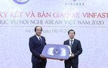 Lần đầu tiên tổ chức hội nghị lớn, Việt Nam chỉ sử dụng xe VinFast