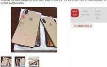 Tham rẻ, nhiều người mắc lừa trò bán iPhone 1978 ở VN