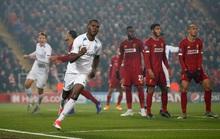 Thần tài tỏa sáng, Liverpool lên ngôi đầu bảng Champions League