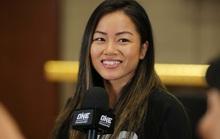 Bi Nguyễn: Tôi muốn trở thành nữ võ sĩ Việt Nam đầu tiên vô địch ONE Championship