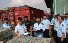 Chặn đứng 100 tấn nhôm phế liệu sắp xuất lậu sang Hàn Quốc