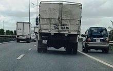 CSGT ra quân tổng kiểm soát ôtô trên đường cao tốc