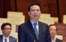 Bộ trưởng Nguyễn Mạnh Hùng lần đầu trả lời chất vấn trước Quốc hội