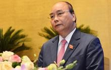 Đại biểu Lưu Bình Nhưỡng chất vấn Thủ tướng Nguyễn Xuân Phúc về vụ nước sạch sông Đà nhiễm dầu thải