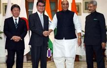 Nhật - Ấn tăng cường hợp tác đối phó Trung Quốc