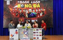 Tranh luận bóng đá Sea Games 30 Việt Nam - Indonesia: Nảy lửa, giải thưởng hấp dẫn!