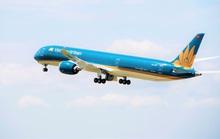 Đưa siêu máy bay Boeing 787-10 đón đoàn thể thao Việt Nam trở về