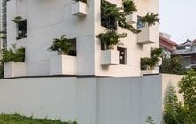 Nhà trổ 10 mảnh vườn lơ lửng