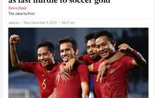 Báo Indonesia muốn đội nhà phục hận trận thua trước U22 Việt Nam