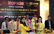 U20 Việt Nam đua tài tại Cúp quốc tế Truyền hình Bình Dương 2019