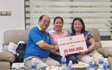 Hỗ trợ đoàn viên bệnh hiểm nghèo
