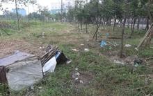 """Cận cảnh khu """"đất vàng"""" xây dựng trụ sở hành chính 2.200 tỉ đồng bỏ hoang, cỏ dại mọc um tùm"""