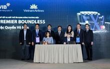 VIB và Vietnam Airlines ra mắt dòng thẻ bay đặc quyền Premier Boundless