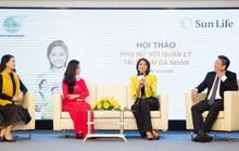 Sun Life Việt Nam tiếp tục chuỗi chương trình Phụ nữ với quản lý tài chính cá nhân