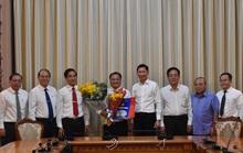 Ông Trần Phi Long chính thức làm Chủ tịch UBND quận 11- TP HCM