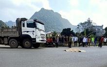 Trên đường đi học về, nữ sinh lớp 10 tử vong sau cú va chạm với xe tải