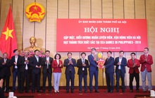 Hà Nội thưởng hơn 6,2 tỉ đồng cho HLV, VĐV SEA Games