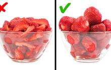 9 loại thực phẩm có thể bạn đã ăn sai cách
