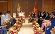 Thắt chặt quan hệ hữu nghị Việt Nam - Myanmar