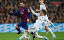 HLV Zidane lập kỷ lục bất bại khi viếng thăm Nou Camp