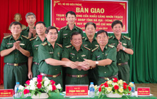 TP HCM tiếp quản Trạm Biên phòng Cửa khẩu cảng Nhơn Trạch