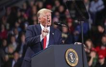 Ông Donald Trump với ngày lịch sử của nước Mỹ
