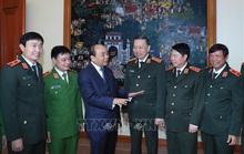 Thủ tướng Nguyễn Xuân Phúc chỉ đạo tại Hội nghị Đảng ủy Công an Trung ương