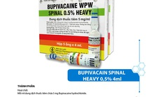 Vụ 2 sản phụ tử vong, 1 nguy kịch: 13/16 tiêu chí của lô thuốc gây tê Bupivacaine đạt yêu cầu