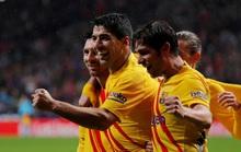 Barcelona soán ngôi Real Madrid bằng siêu phẩm Lionel Messi