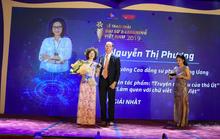 Cô giáo dạy học trò khiếm thính trở thành Đại sứ E-Learning Việt Nam
