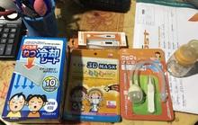 Nhập thiết bị y tế, đồ dùng trẻ em từ Trung Quốc, hô biến thành hàng Nhật, Hàn