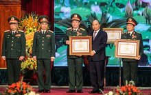 Quân đội Nhân dân Việt Nam nhận Huân chương Quân công hạng nhất